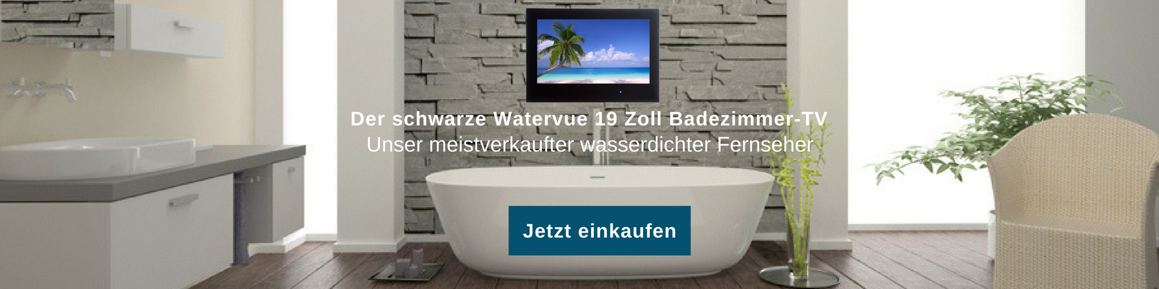 ES Bathroom TV: 19 – 42 Inch Waterproof Televisions w/ 2 Yr ...